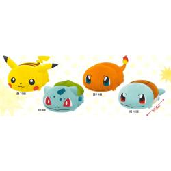 Pokemon - Terrarium Collection 6 - (collection complète de 6 figurines)