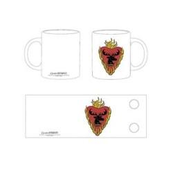 T-shirt Neko - The Crow Blanc - U