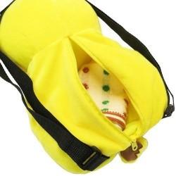 T-shirt Mon Voisin Totoro - Totoro - Fond Gris - S
