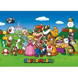 """Dragon Ball - Poster """"DB/ Son Goku story"""" roulé filmé (98x68)"""