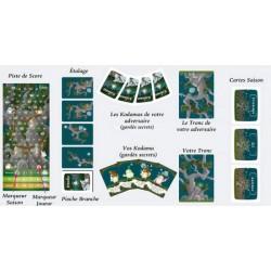 Set Mini Mug - Harry Potter - Serpentard et Poufsouffle - 110ml