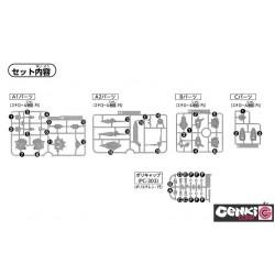 "Poster - Naruto Shippuden - ""Naruto and Kage"" - (52x38)"