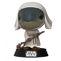 Manette avec fil - PS4 - noire / bleue - câble de 3 mètres