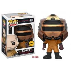 Porte-Clef - Mumen Rider - Bocchi-kun - One Punch Man
